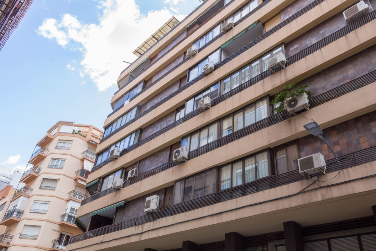 Piso en Venta en Centro, Alicante/Alacant