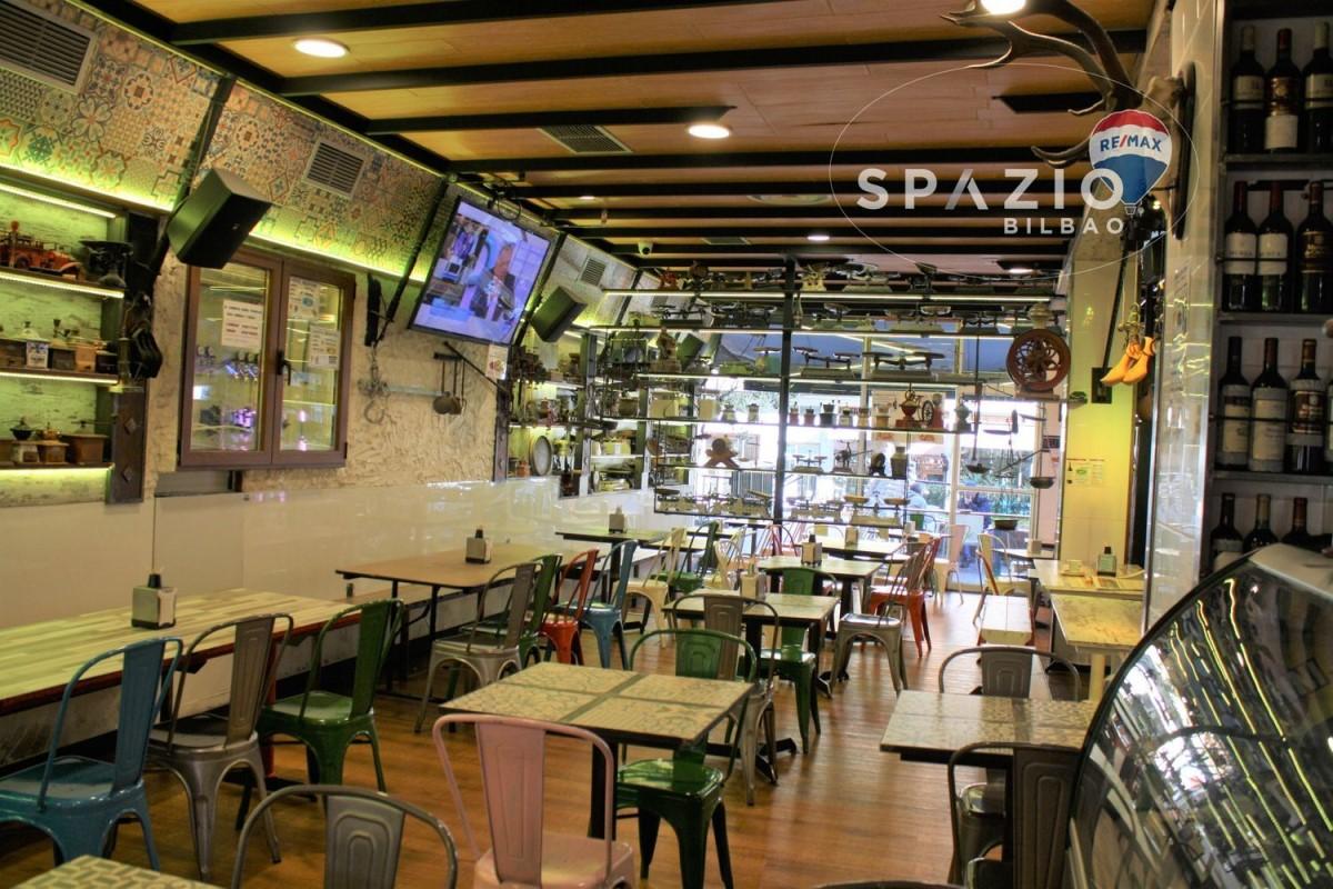 Local Comercial en Alquiler en Begoña - Santutxu, Bilbao