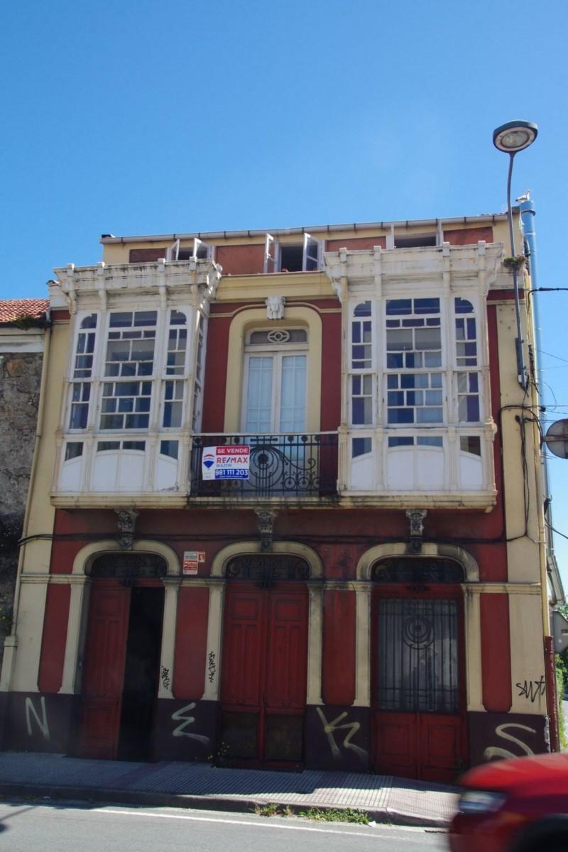 Chalet Adosado en Venta en  Coruña, A