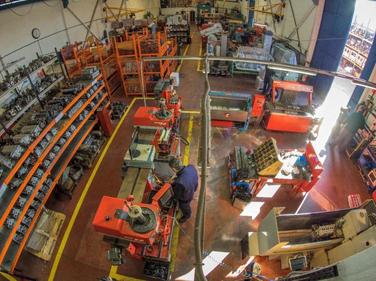 Nave Industrial en Venta en  San Martín de la Vega