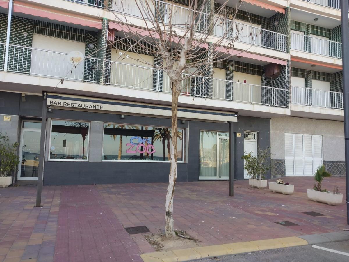 Local Comercial en Alquiler en Puerto De Mazarrón, Mazarrón