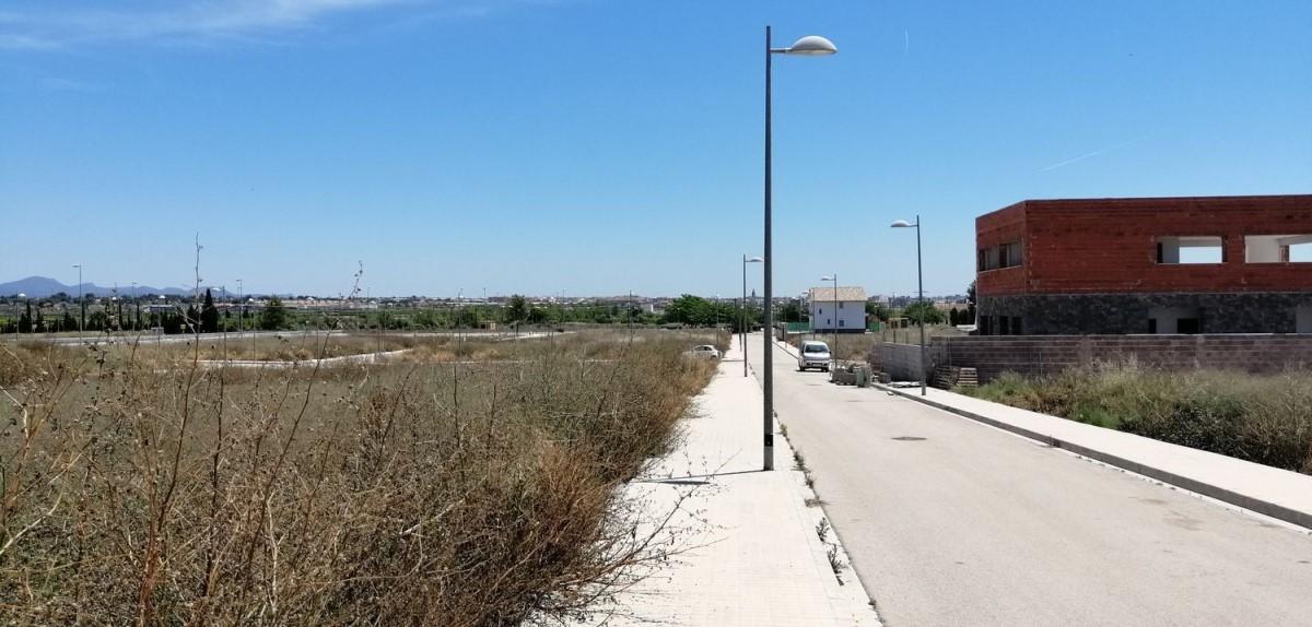 Suelo Urbano en Venta en  Benaguasil
