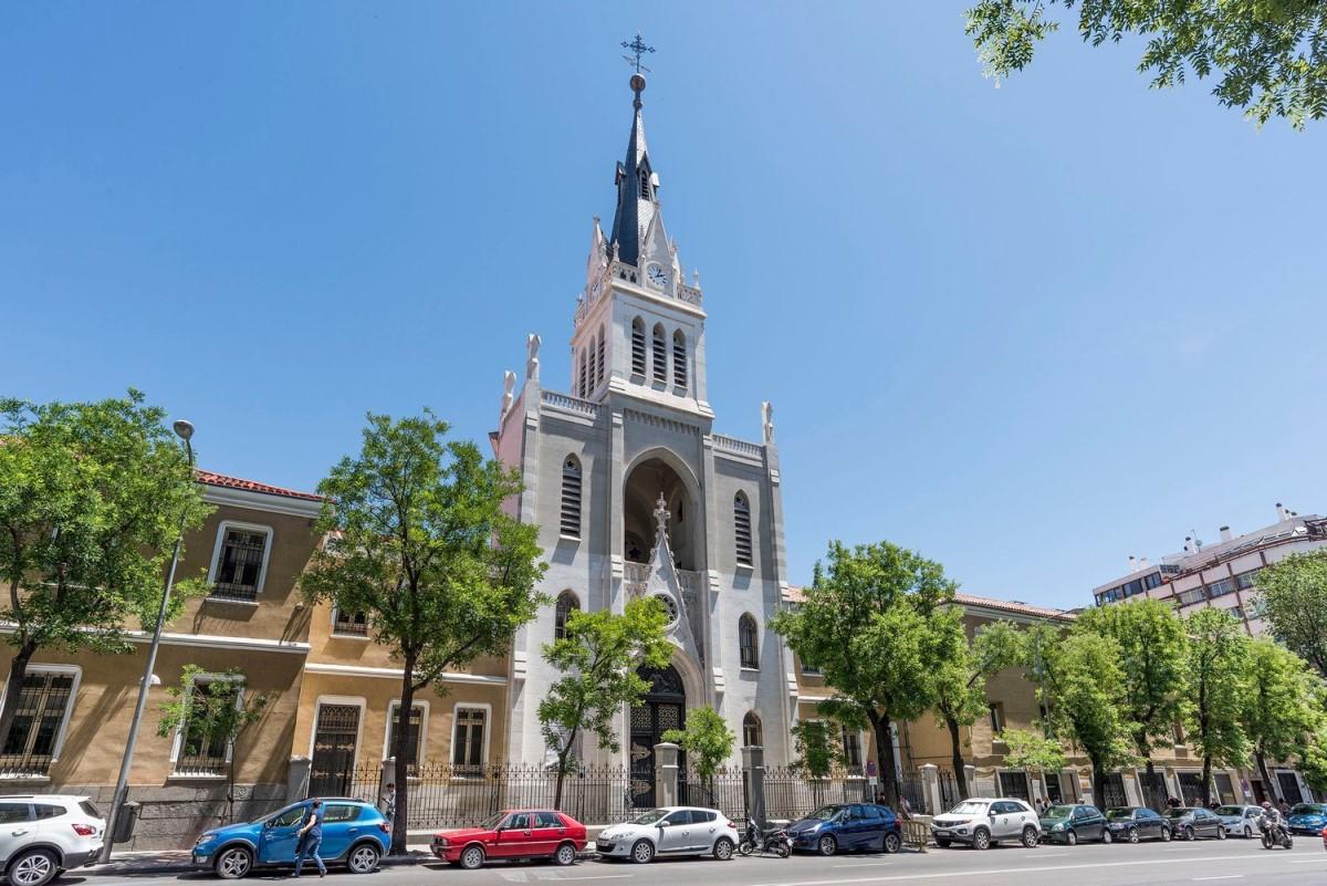 Bureau  à louer à Chamberi, Madrid