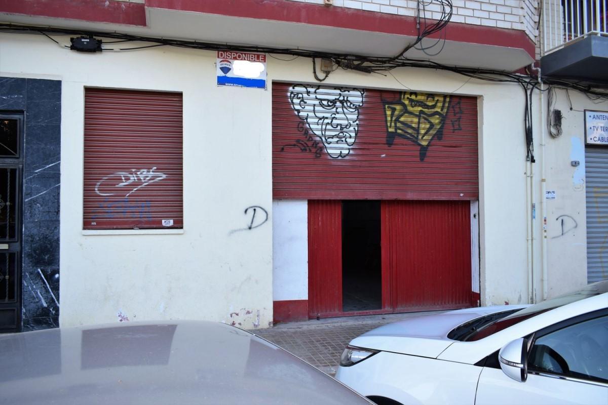 Local Comercial en Venta en Patraix, València