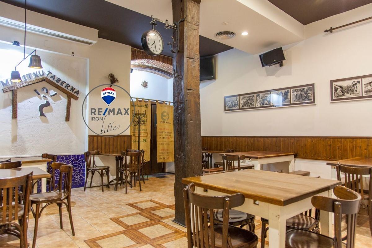 Local Comercial en Venta en Abando - Albia, Bilbao