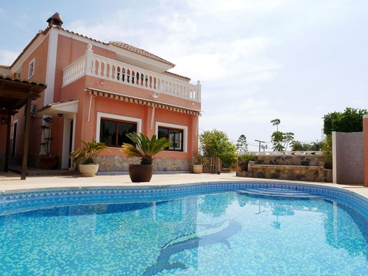 House  For Sale in  Villajoyosa/Vila Joiosa, La