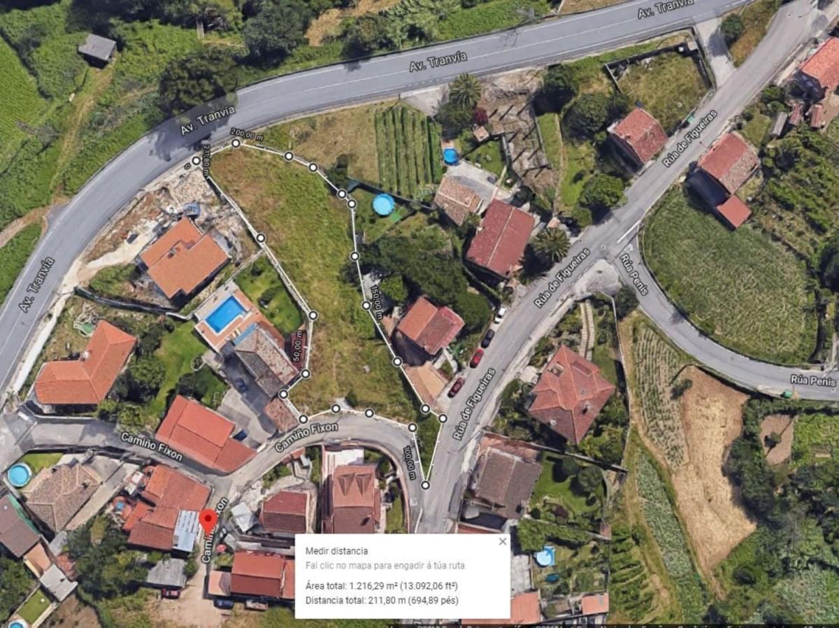 Suelo Urbano en Venta en  Vigo