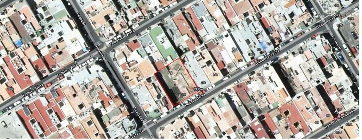Suelo Urbano en Venta en Ciudad Alta, Palmas de Gran Canaria, Las