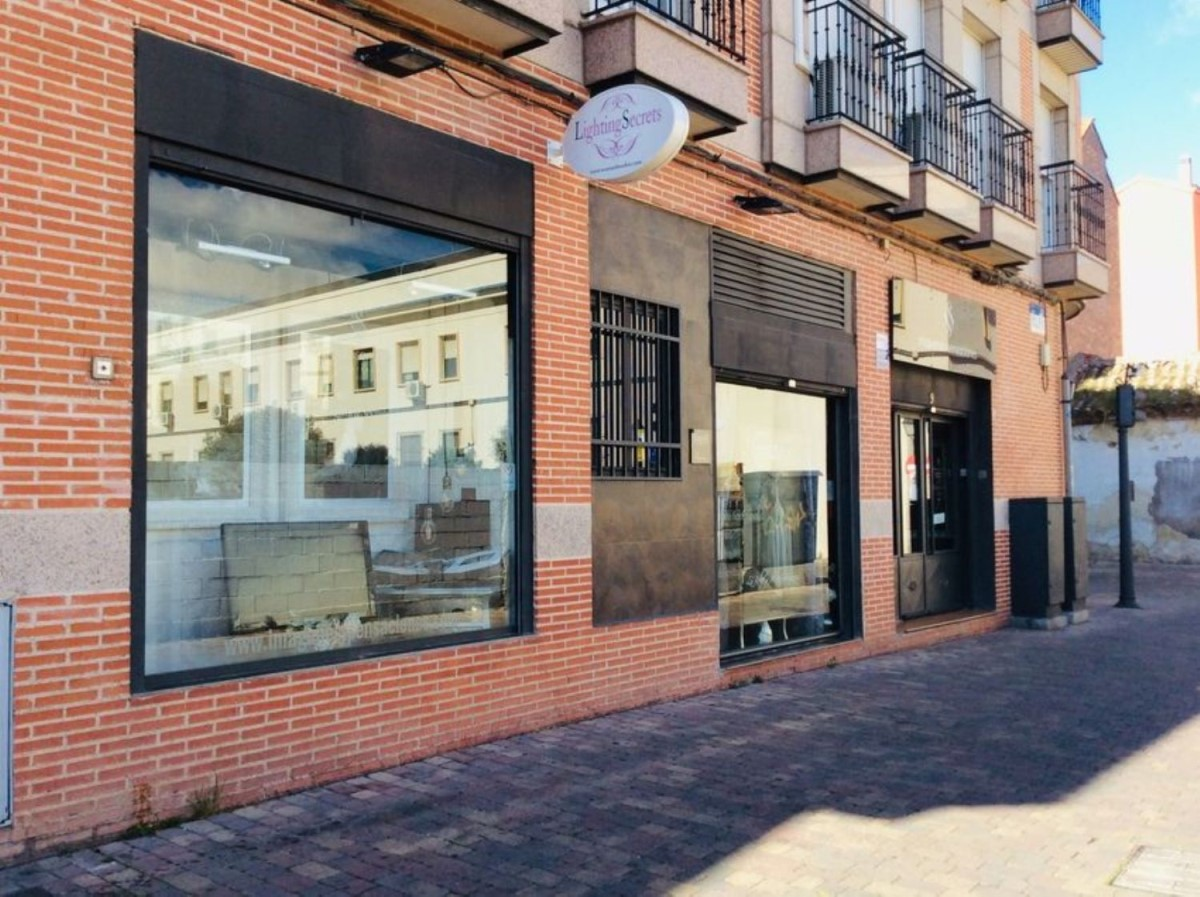 Retail premises  For Rent in Centro, Leganés