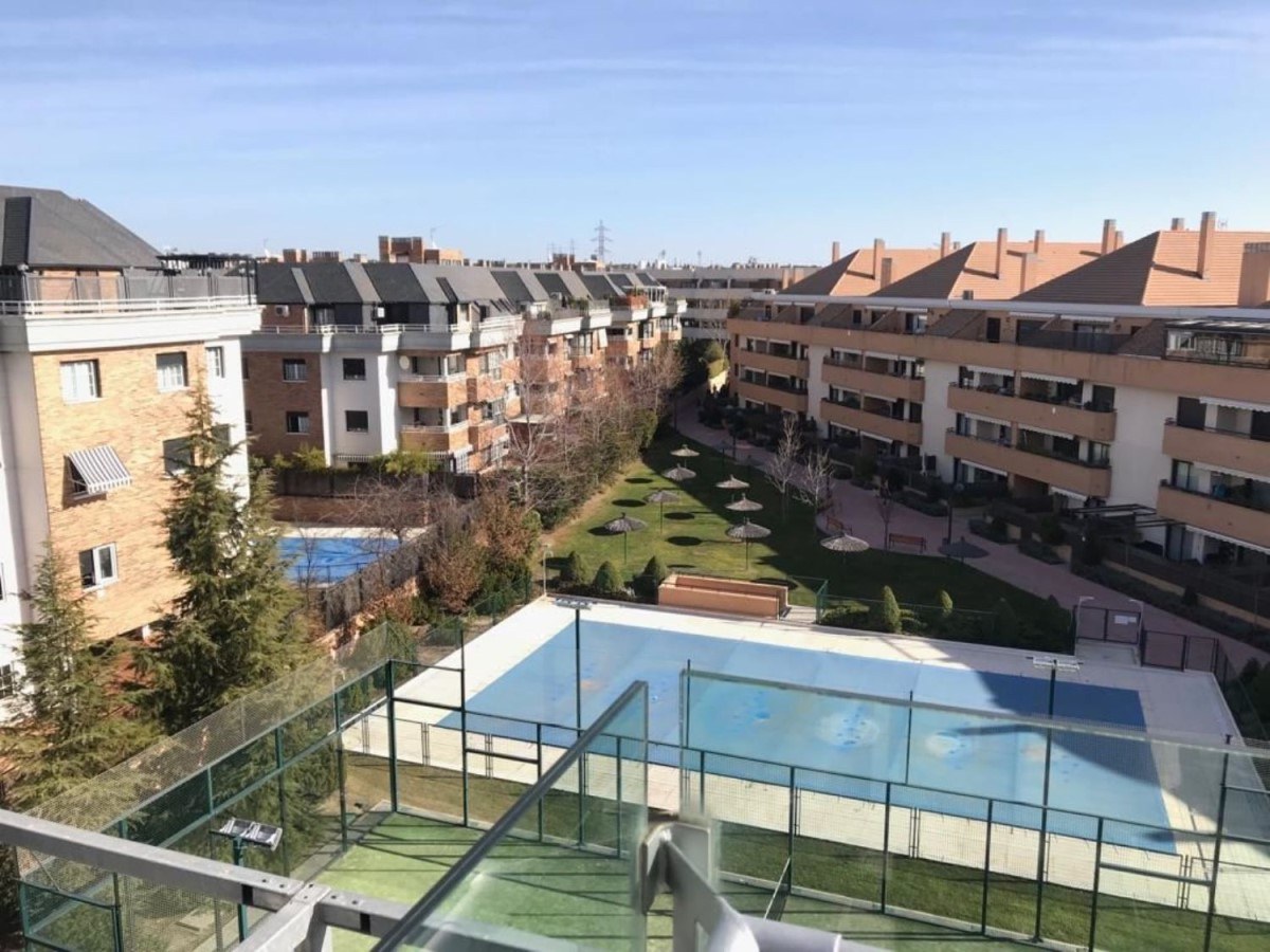 Penthouse  For Sale in Europolis, Rozas de Madrid, Las