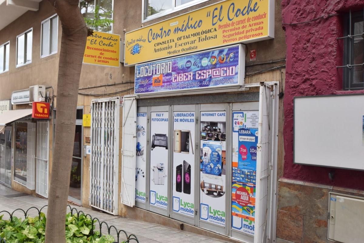 Local Comercial en Venta en  Puerto de La Cruz