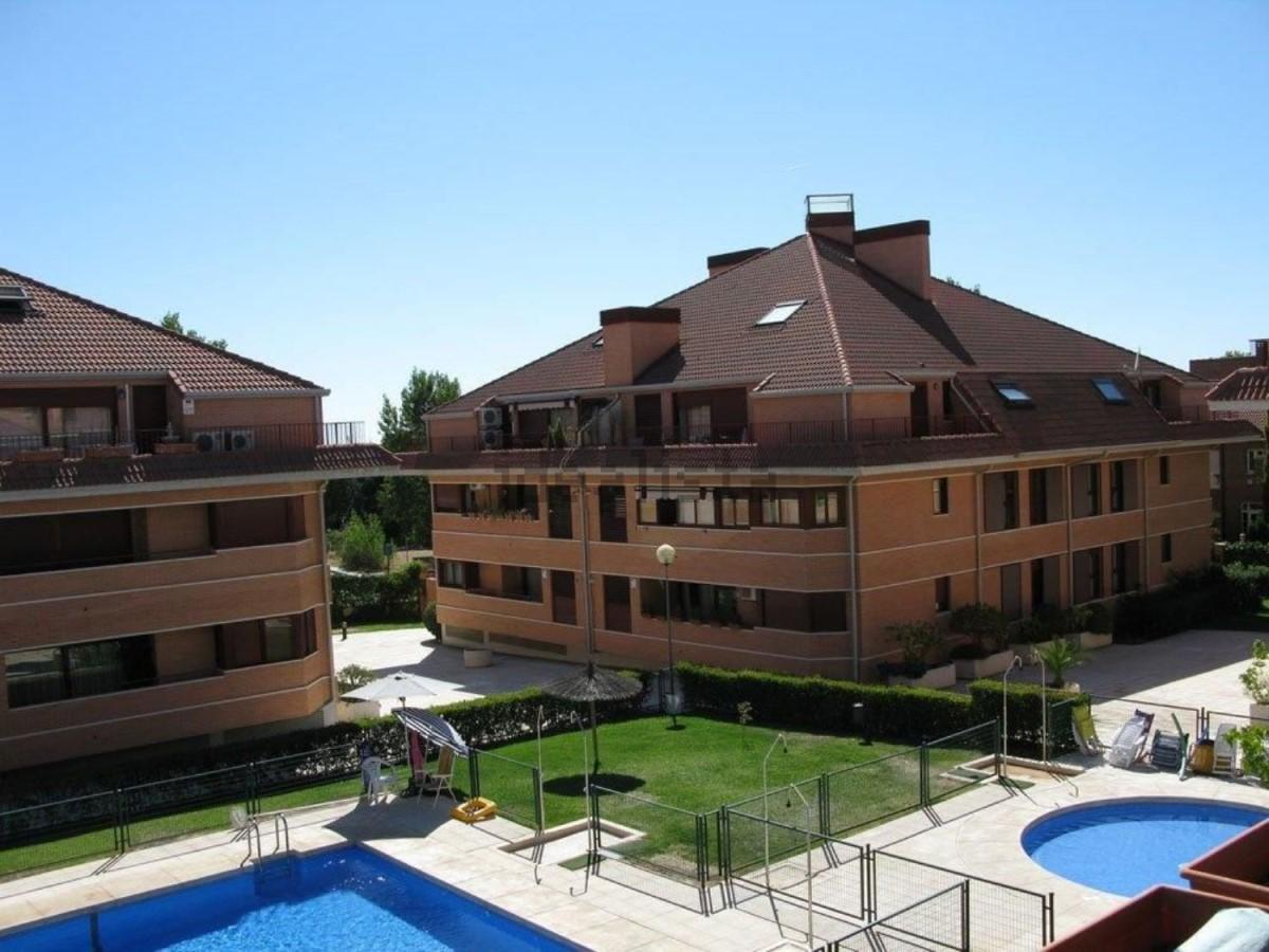 Atico en Alquiler en El Pinar- Punta Galea, Rozas de Madrid, Las