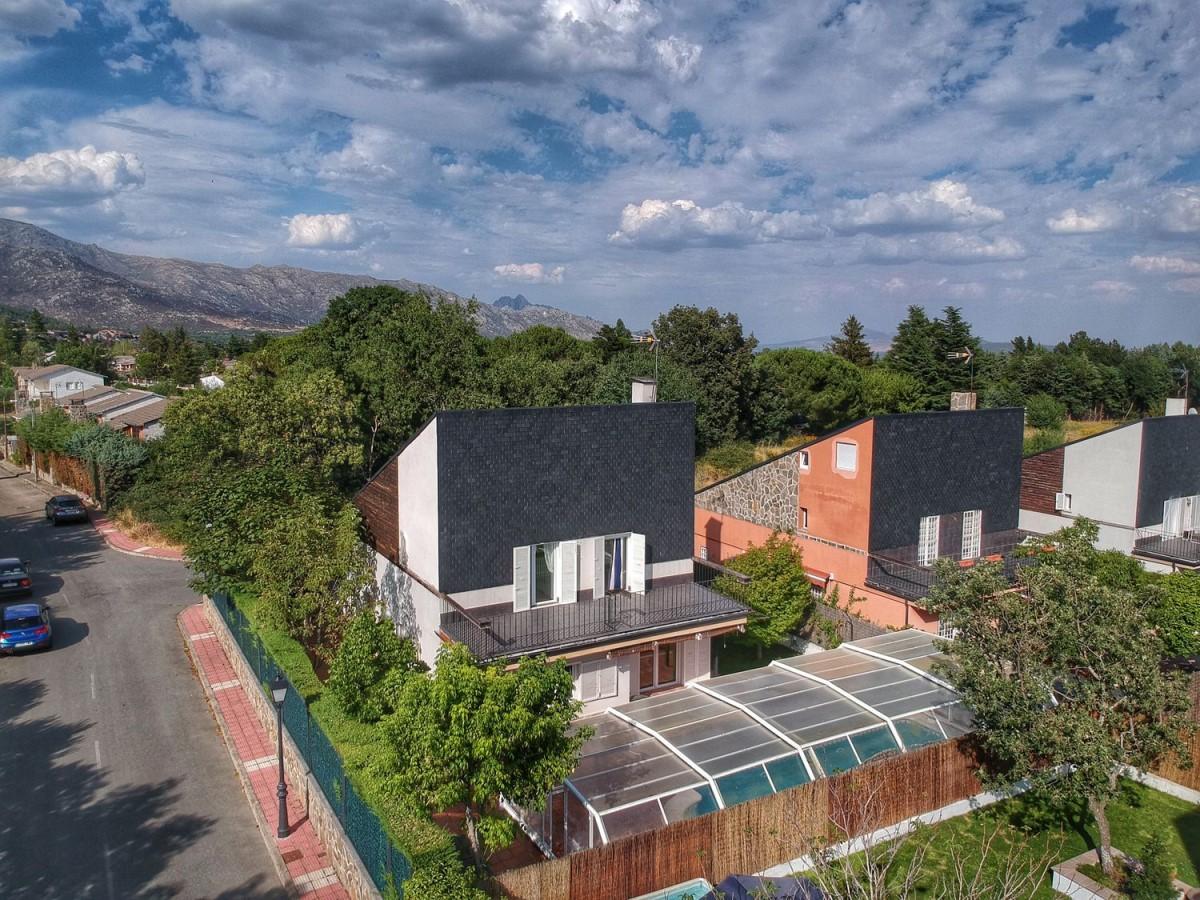 House  For Sale in  Becerril de la Sierra