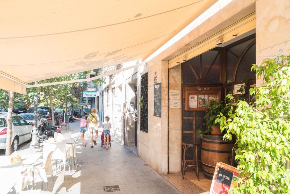 Local Comercial en Alquiler en L´Eixample, València