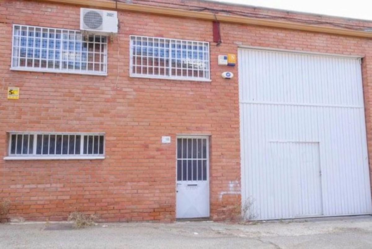 Nave Industrial en Alquiler en  Alcobendas