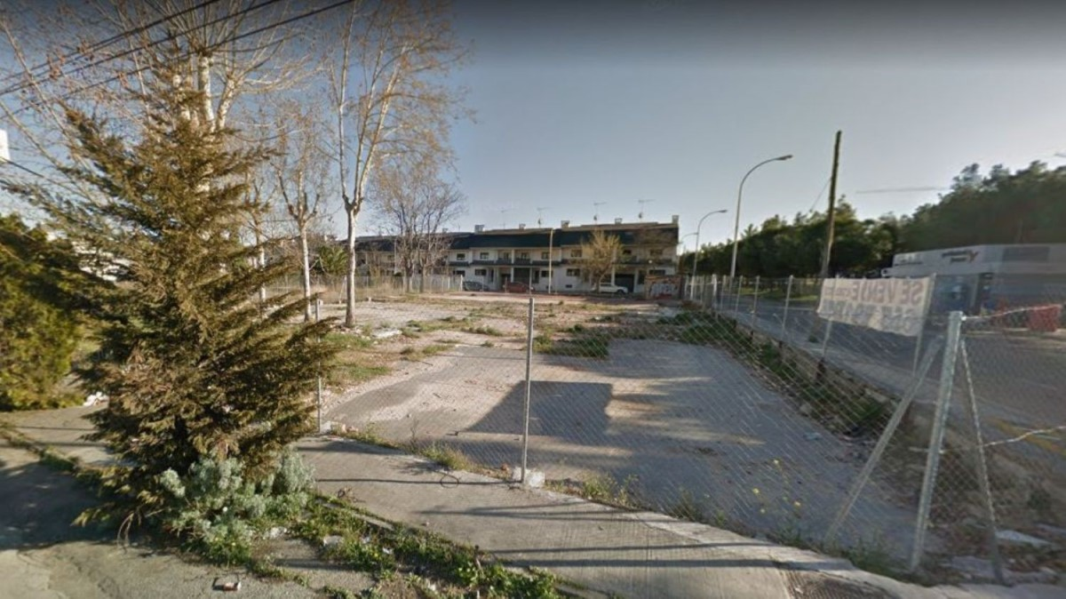 Urban lot  For Sale in San Blas, Madrid