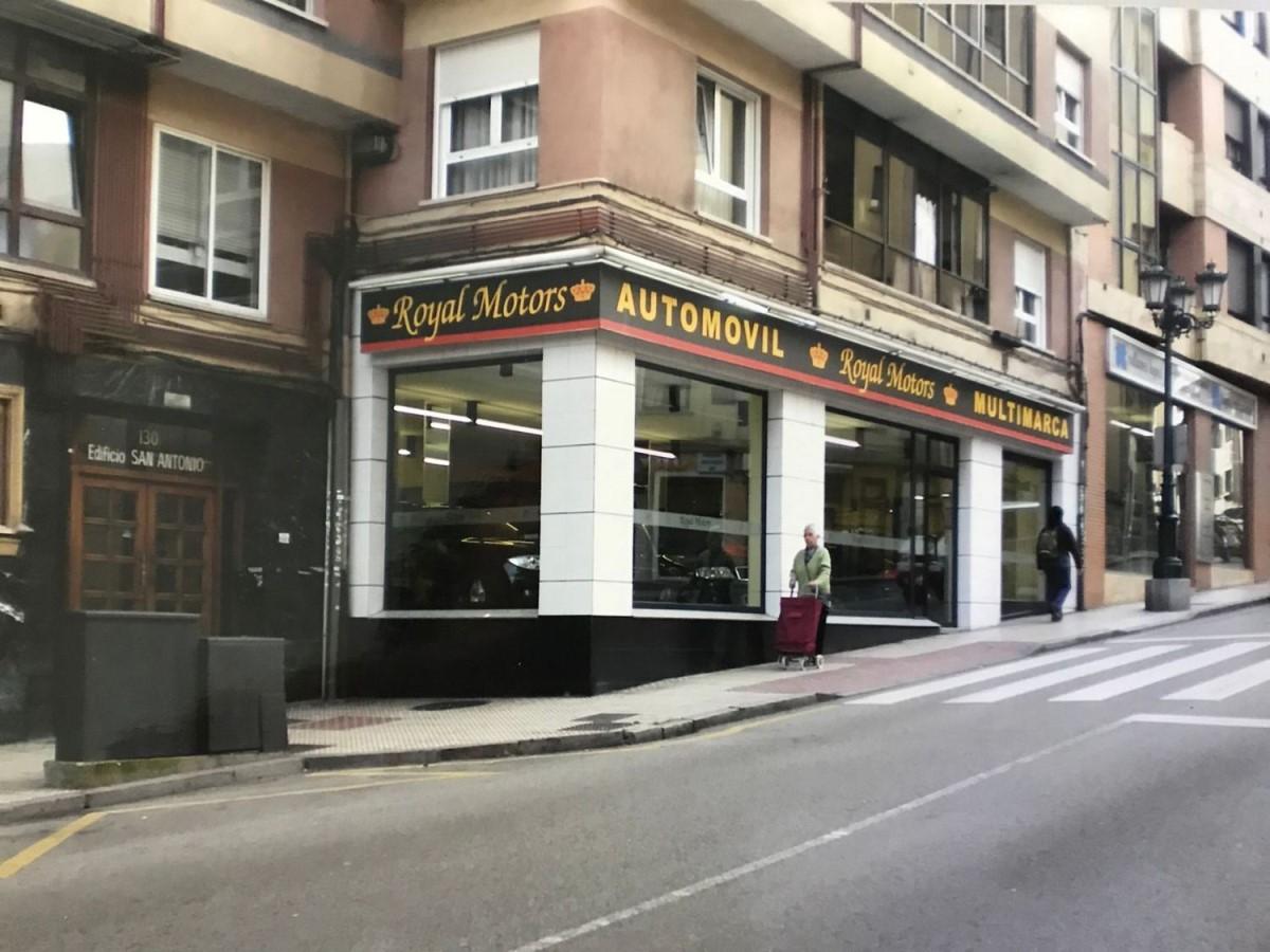 Local Comercial en Venta en Monte Cerrao - El Cristo, Oviedo