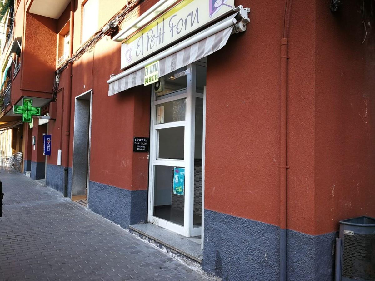 Local Comercial en Venta en  Canovelles
