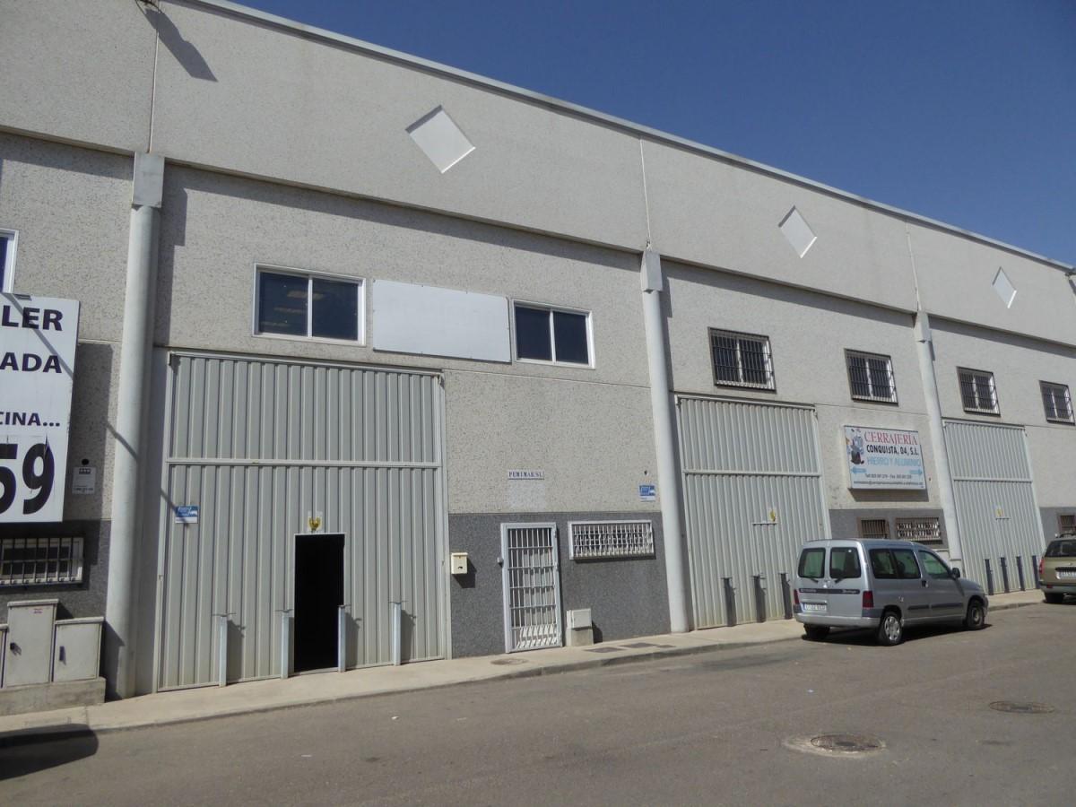 Nave Industrial en Venta en  Illescas