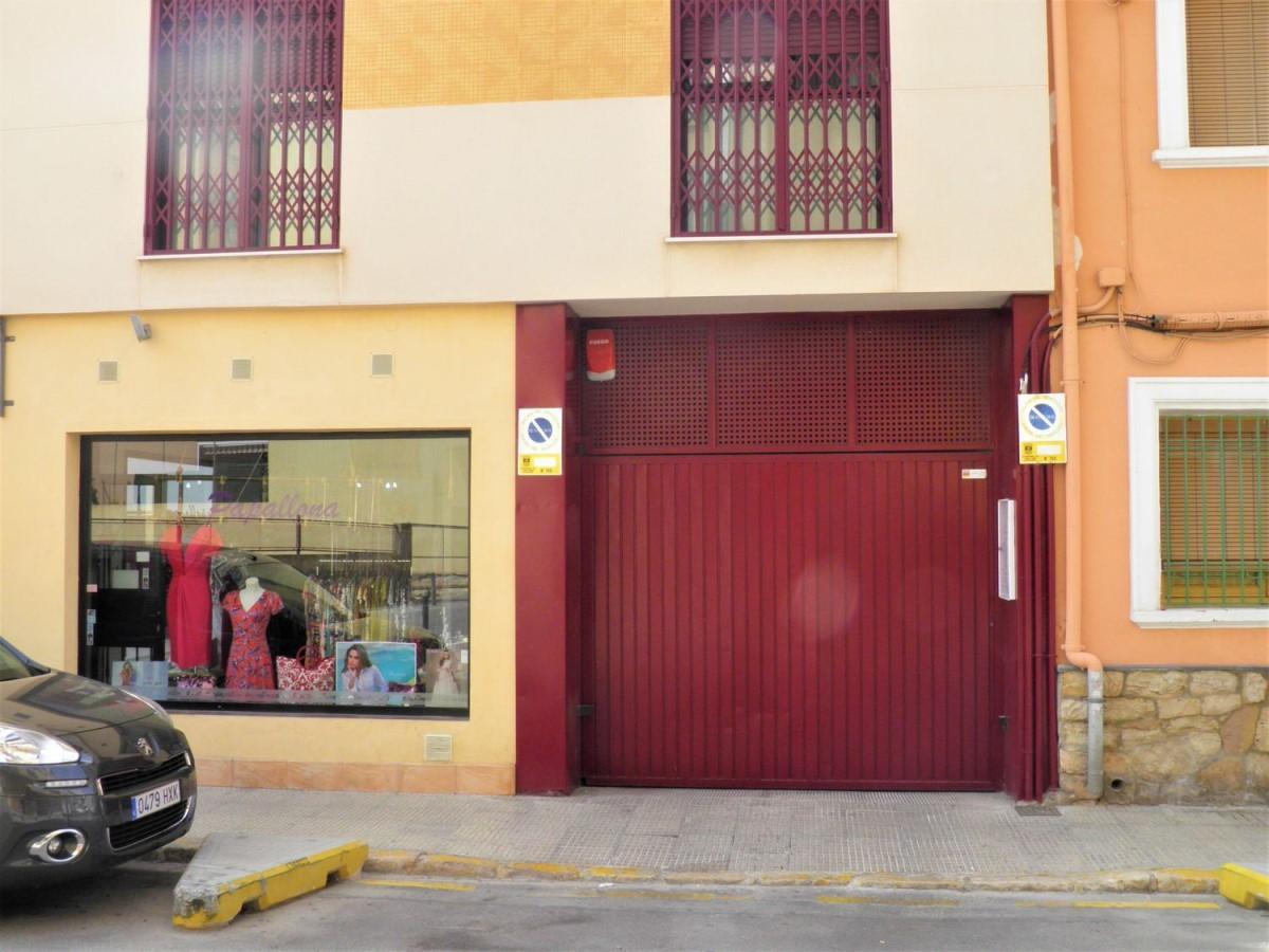 Garaje en Venta en  San Juan de Alicante