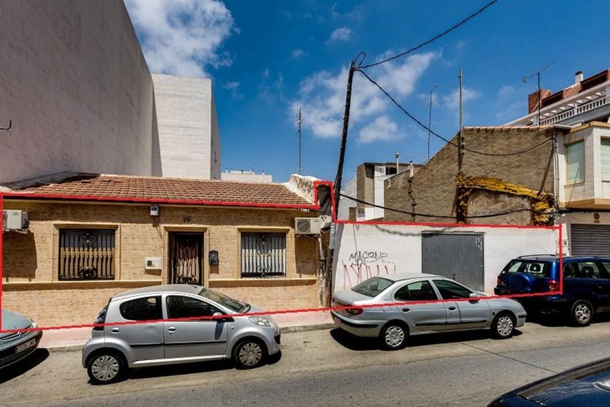 Suelo Urbano en Venta en Centro, Torrevieja