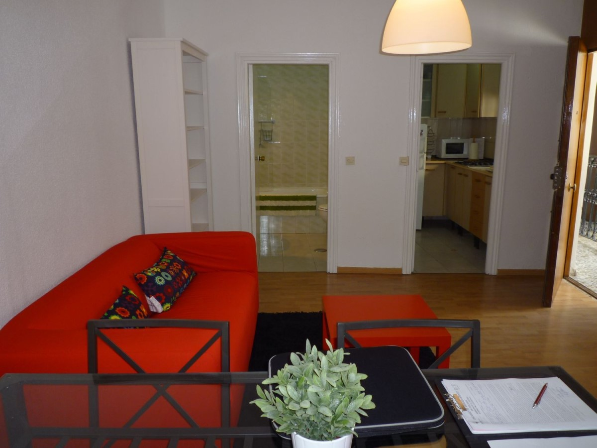 Apartment  For Rent in Chamberi, Madrid