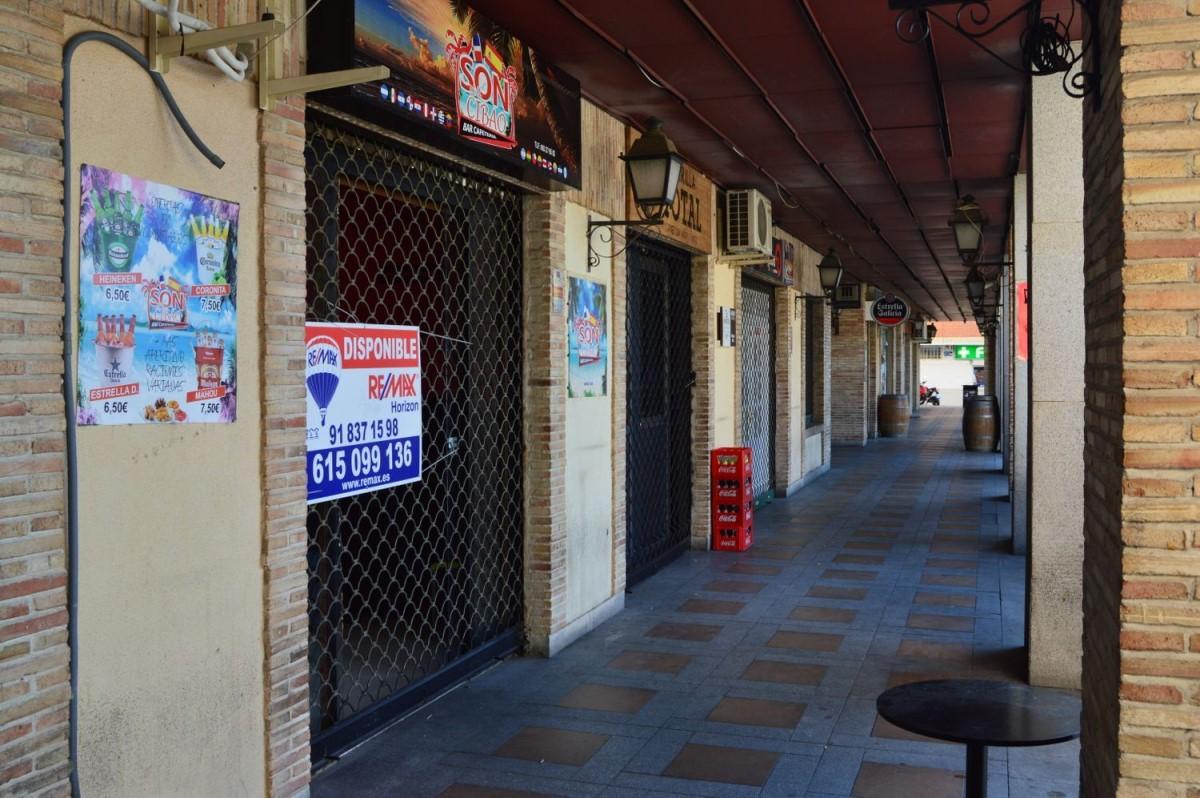 Local Comercial en Alquiler en Rozas Centro, Rozas de Madrid, Las