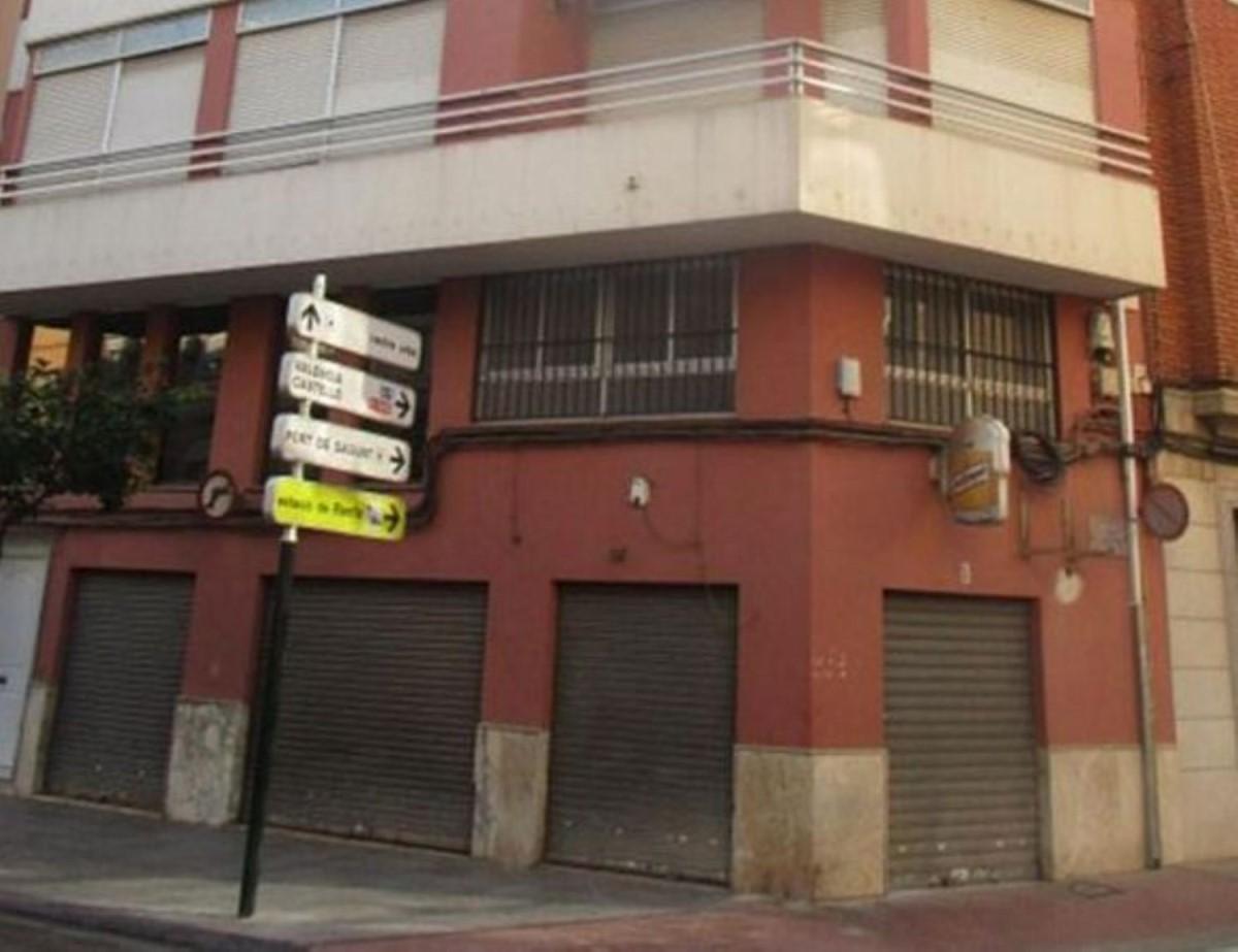 Local Comercial en Venta en  Sagunto/Sagunt