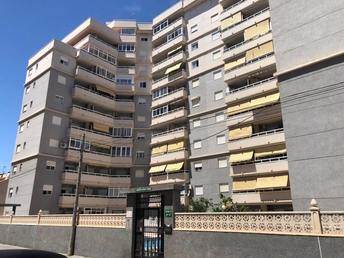 Piso en Venta en Nueva Torrevieja - Aguas Nuevas, Torrevieja