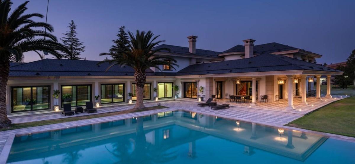 House  For Rent in Club De Golf, Rozas de Madrid, Las