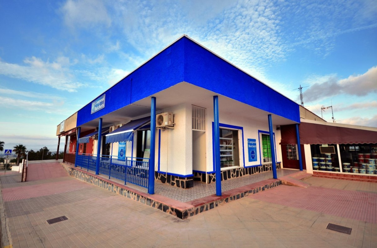 Local Comercial en Venta en  Mazarrón