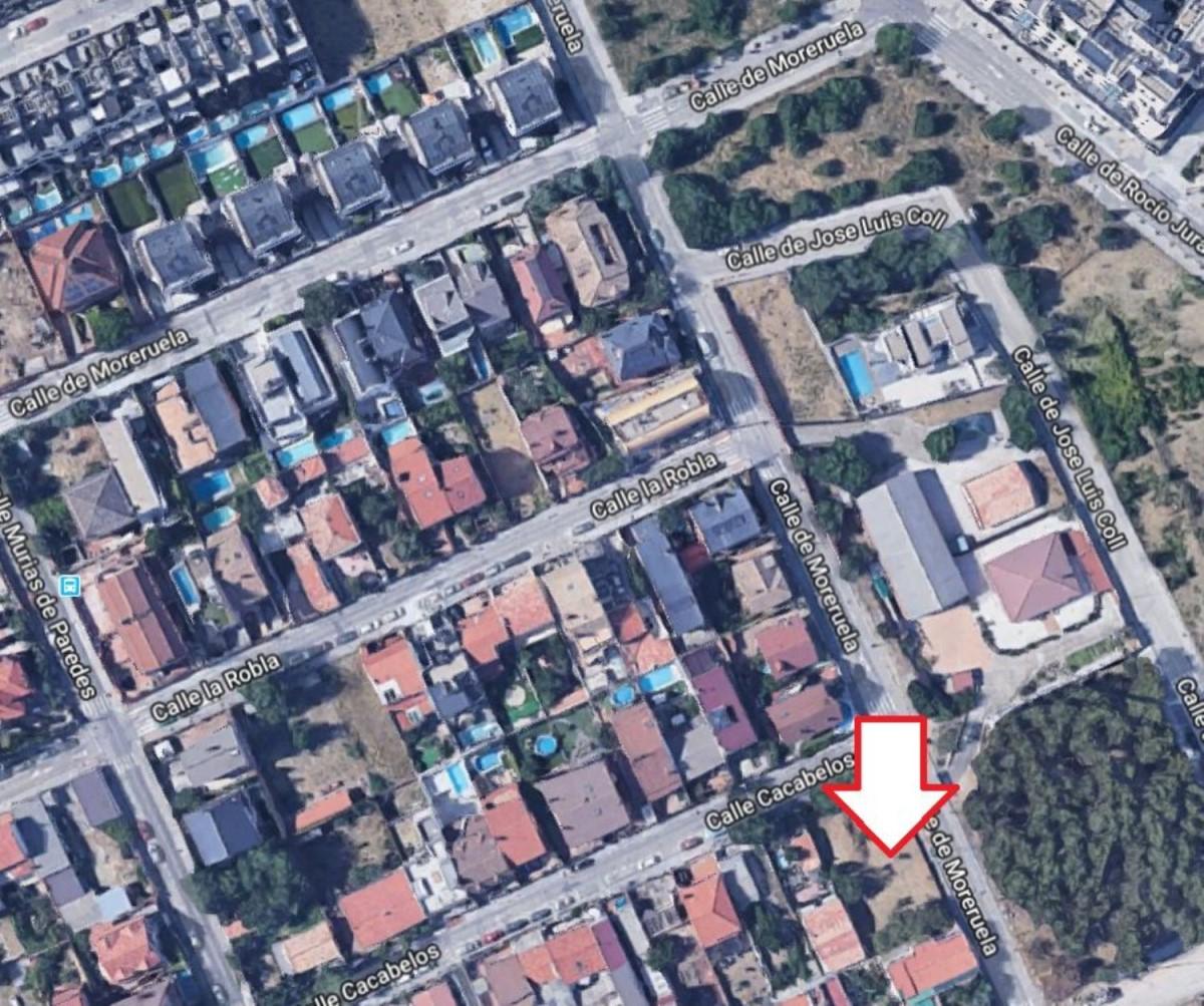 Suelo Urbano en Venta en Hortaleza, Madrid