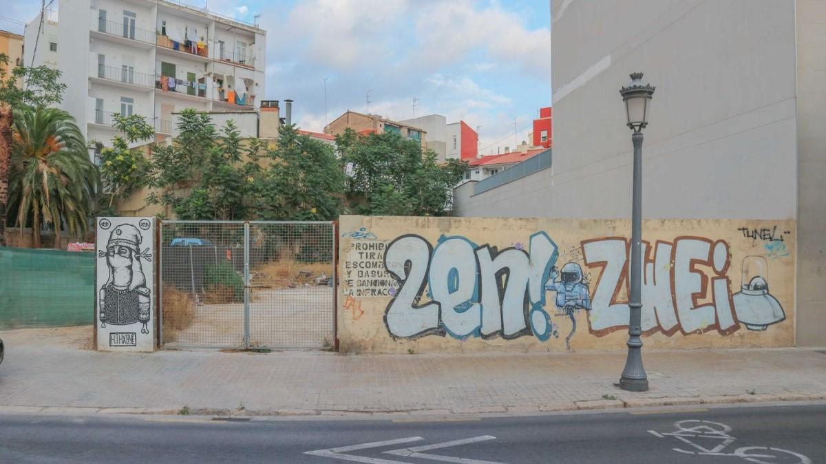 Suelo Urbano en Venta en L´Eixample, València