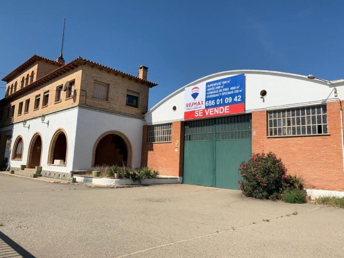 Nave Industrial en Venta en Montecanal - Valdespartera - Arcosur, Zaragoza