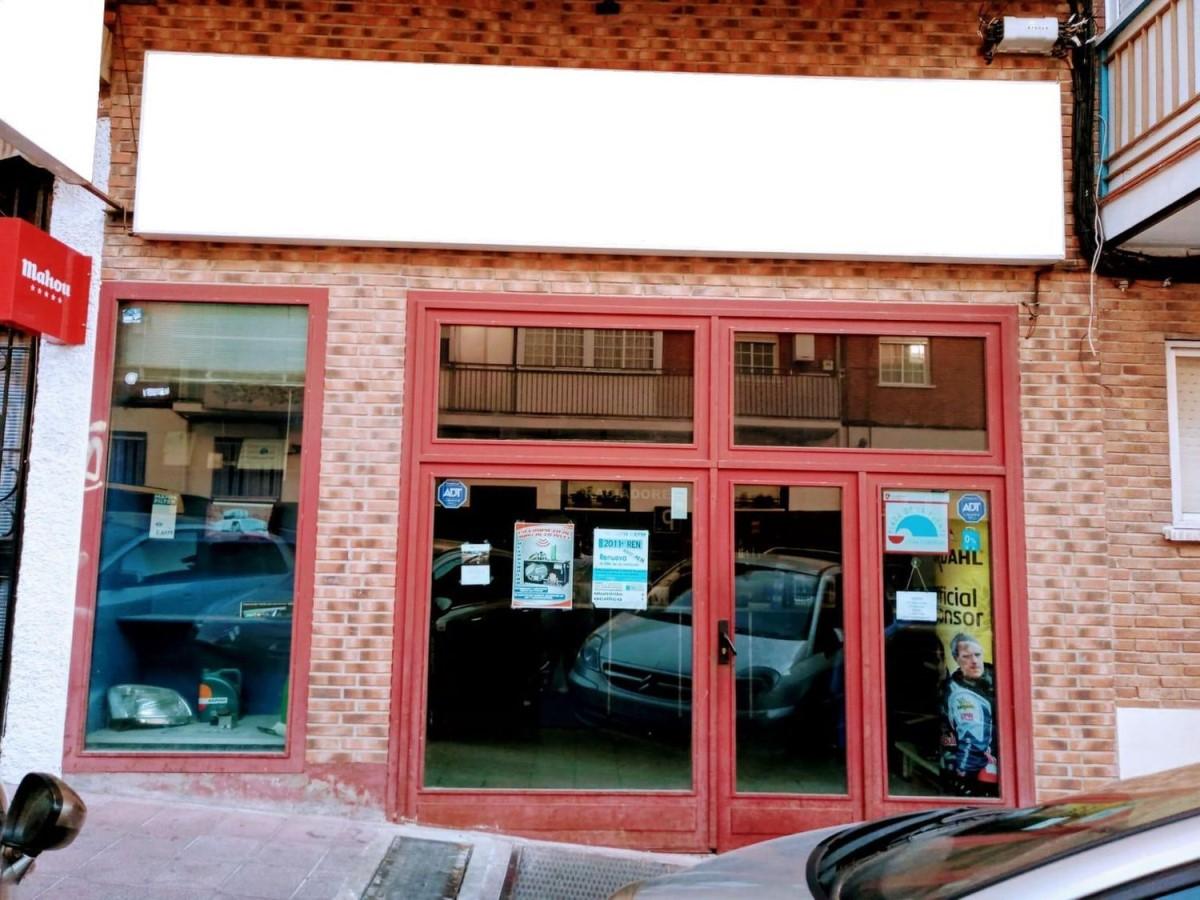Local Comercial en Venta en  San Sebastián de Los Reyes