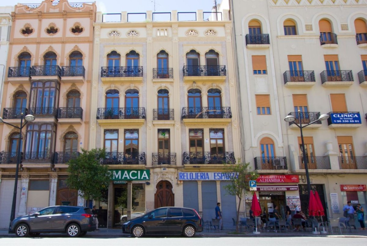 Local Comercial en Alquiler en Poblats Marítims, València