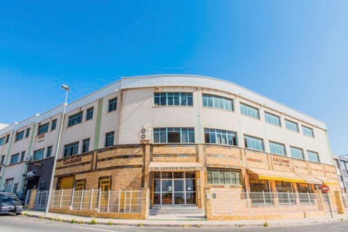 Nave Industrial en Venta en Elche Ciudad, Elche/Elx