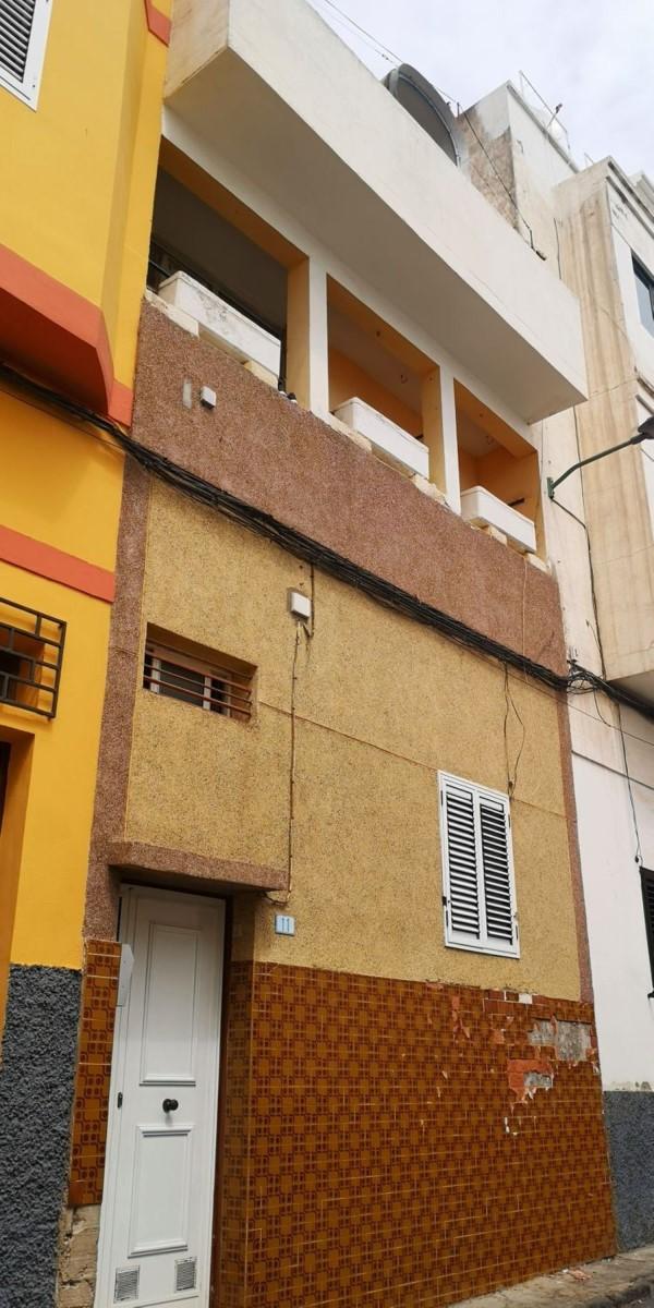 Chalet Adosado en Venta en Ciudad Alta, Palmas de Gran Canaria, Las