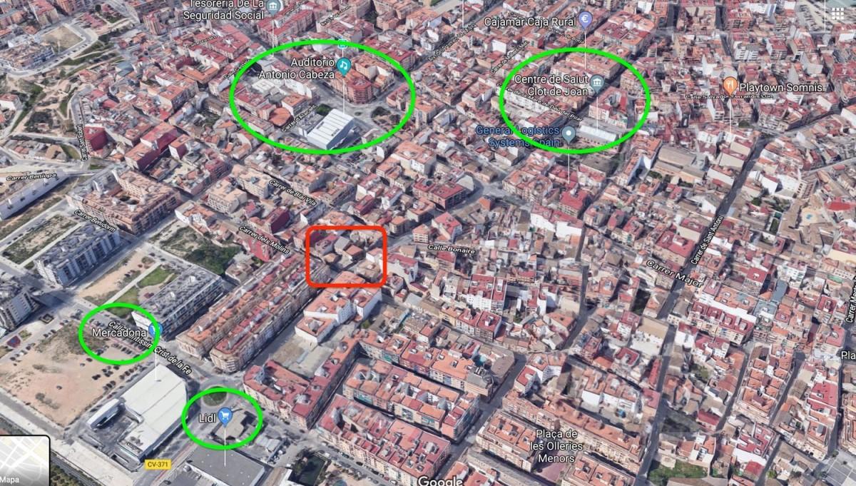 Suelo Urbano en Venta en  Paterna