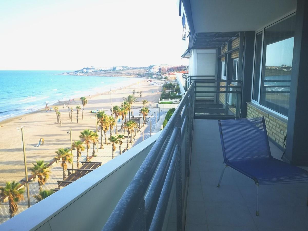 Piso en Alquiler en Playa De San Juan-El Cabo, Alicante/Alacant