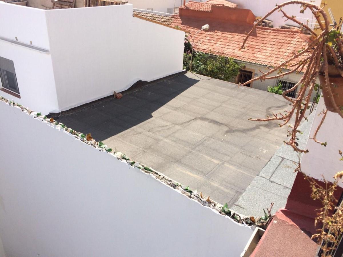 Chalet Adosado en Venta en Centro, Málaga