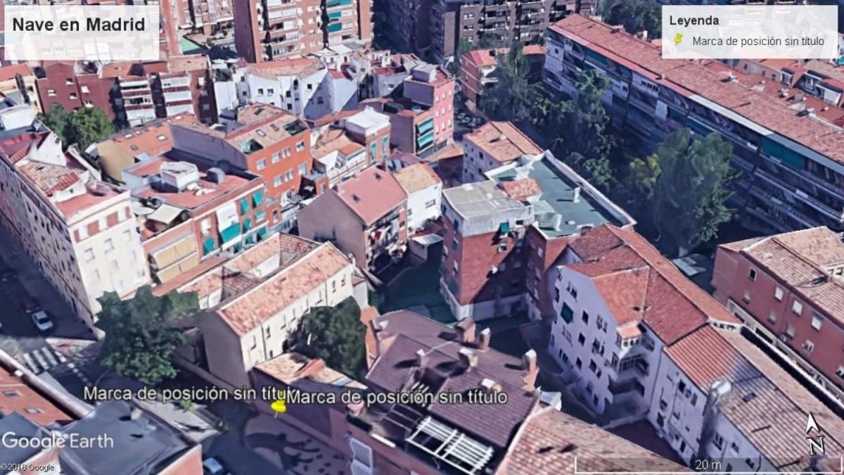 Nave Industrial en Venta en Salamanca, Madrid