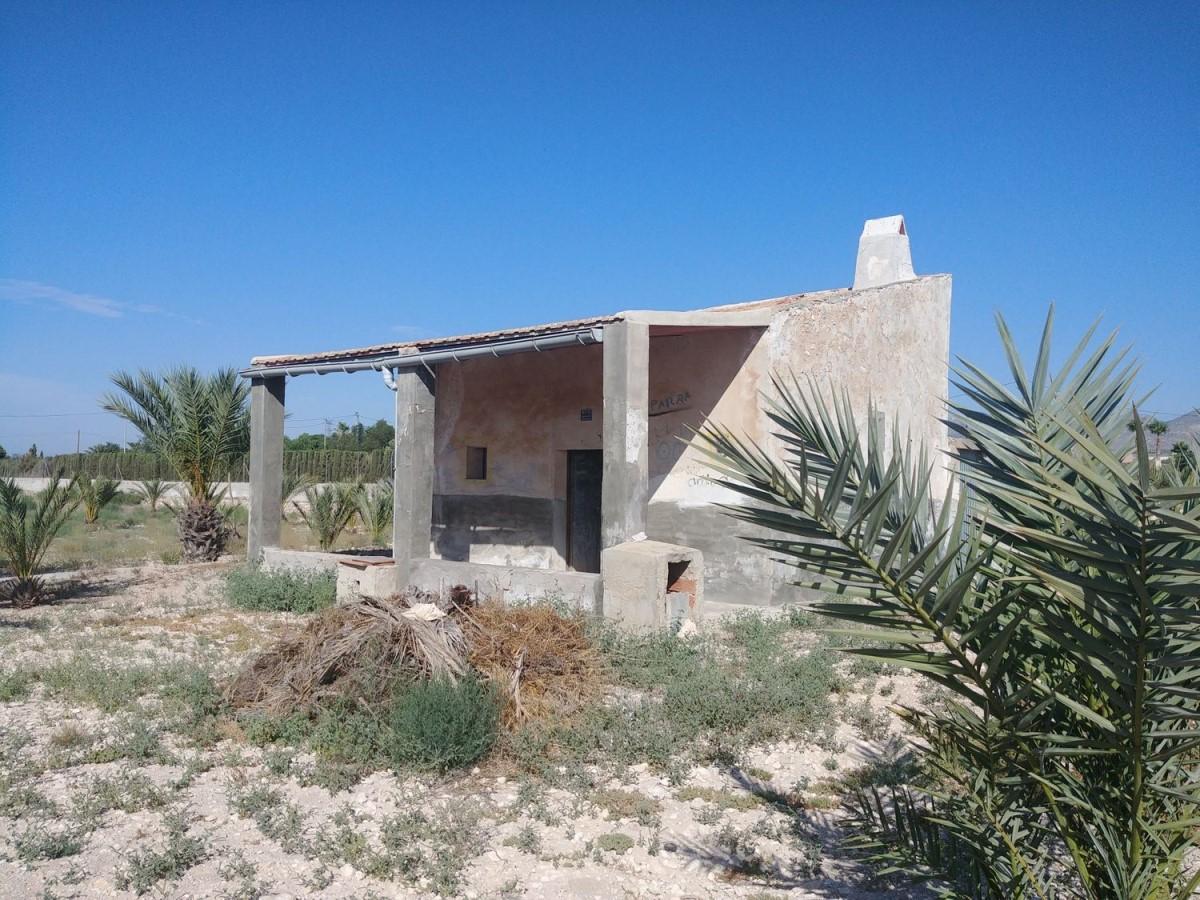 Casa Rural en Venta en  Crevillente