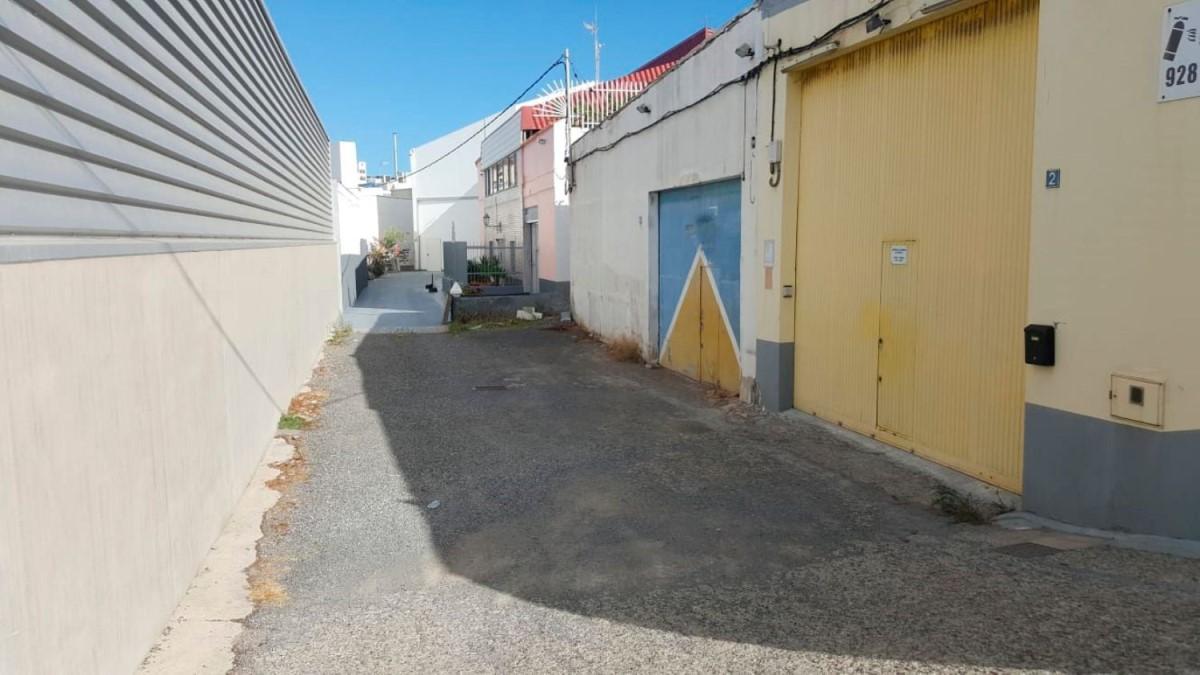 Nave Industrial en Venta en Ciudad Alta, Palmas de Gran Canaria, Las
