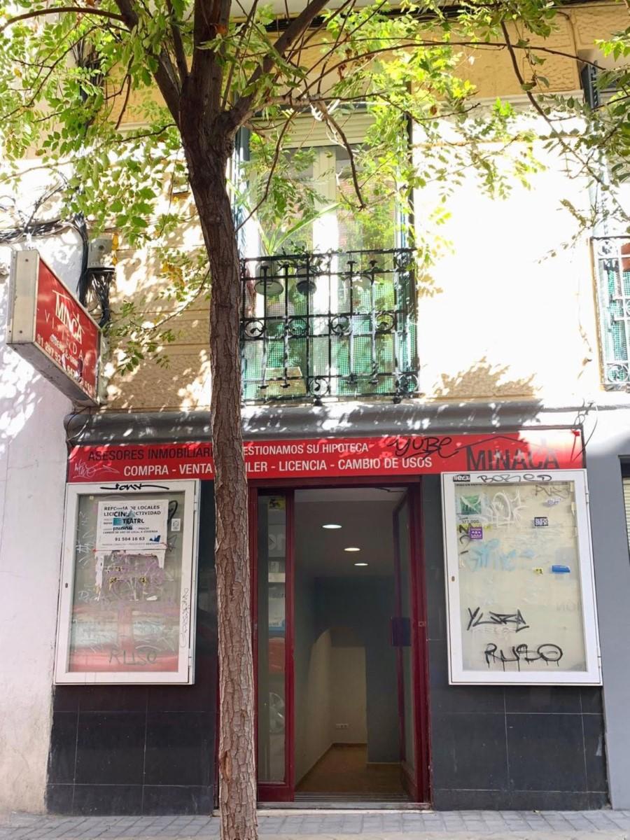 Local Comercial en Alquiler en Chamberi, Madrid