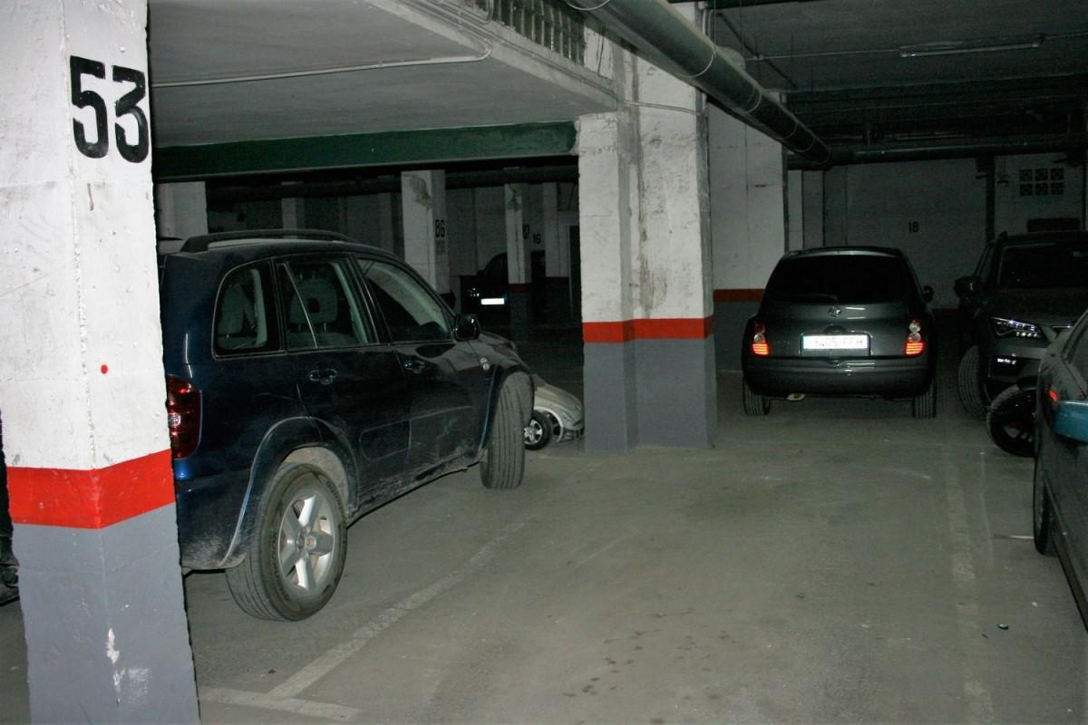 Garaje en Venta en San Blas-Pau, Alicante/Alacant
