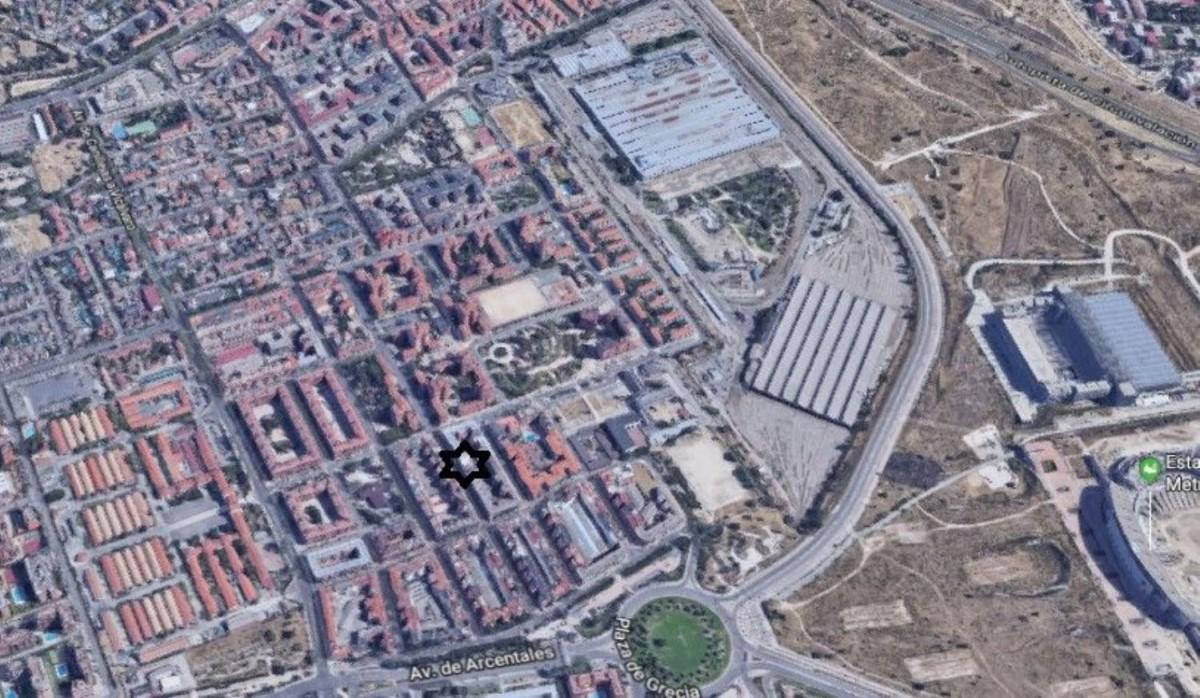 Loft  For Sale in San Blas, Madrid