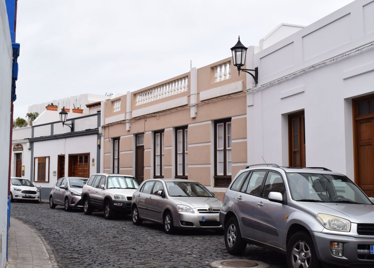 Chalet Adosado en Venta en  Garachico