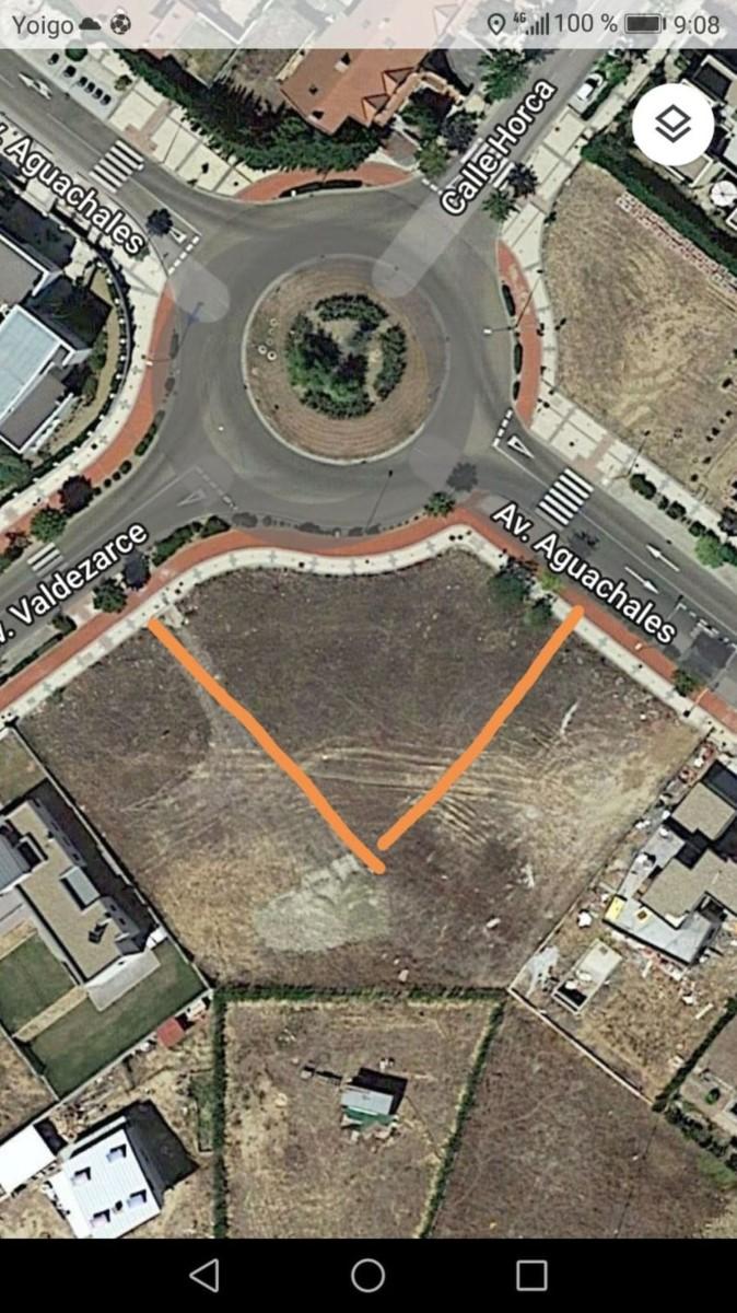 Suelo Urbano en Venta en  Arroyo de la Encomienda