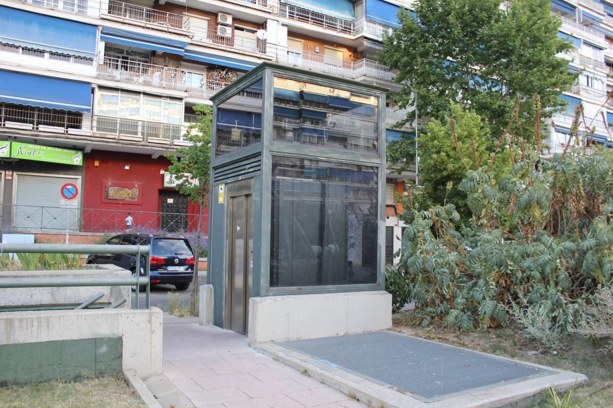 Garaje en Venta en Parque Lisboa - La Paz, Alcorcón
